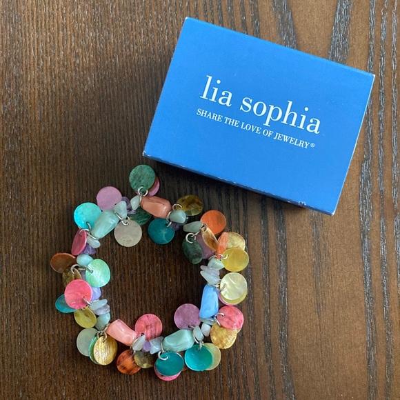 Lia Sophia Jewelry - Lia Sophia Stretchy Bracelet